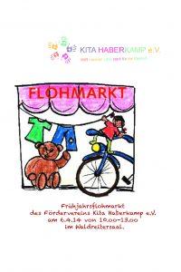Frühjahrsflomarkt 2014